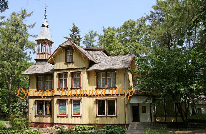 Немецкая архитектура города Светлогорска