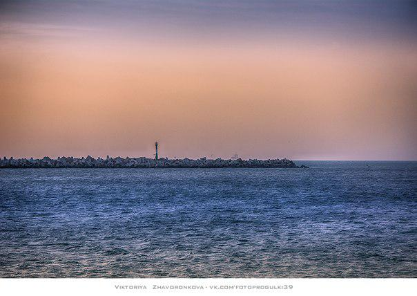 Балтийск. Ворота в открытое море